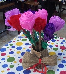 Celebrating Womens Day With Our Kids Craft ideas