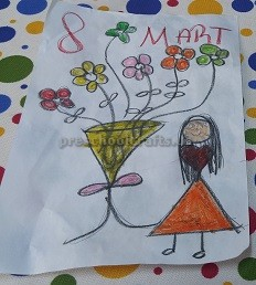 Craft ideas for International Women's Day