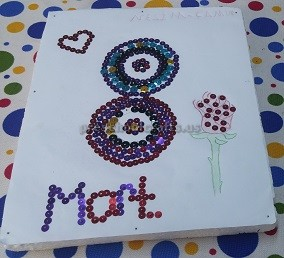 Craft ideas for International Women's Day for 1st grade