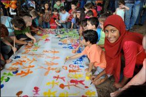 International Day for the Elimination of Racial Discrimination Activities for kids, preschool, kindergarten