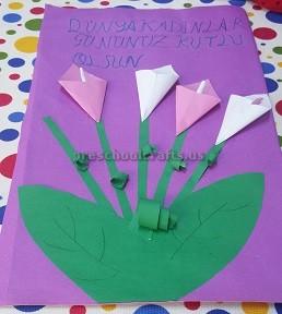 International Womens Day Craft ideas