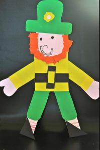 Leprechaun Craft Ideas for Kid