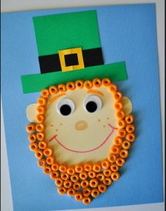 Leprechaun Craft Ideas for Kindergarten Teacher