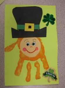 Leprechaun Craft Ideas for Preschooler