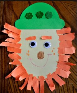 Leprechaun Craft Ideas for Preschoolers