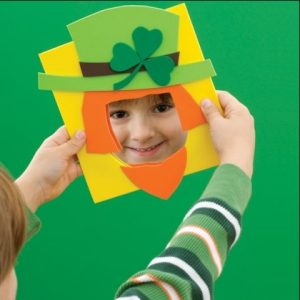St. Patricks Day Leprechaun Craft Ideas for Preschool