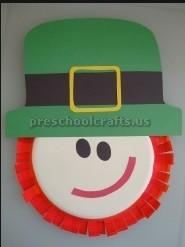 St. Patrick's Day Rainbow craft ideas for primary school