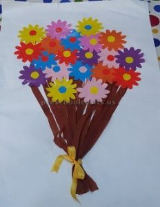 Womens Day Craft Ideas for Pre school