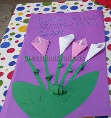 Women's Day Craft ideas