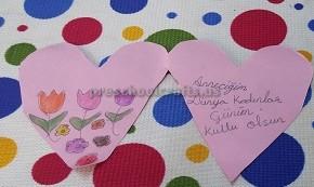 Women's Day Crafts Ideas for Preschool