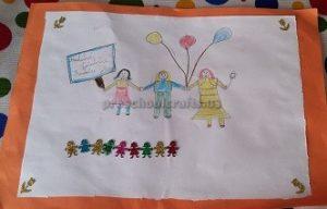 Women's craft ideas for preschool