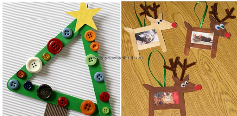 Popsicle Stick Craft Ideas For Preschoolers Preschool And Kindergarten