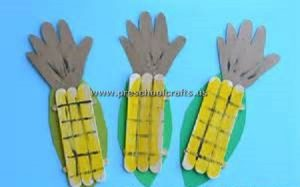 crow popsicle stick crafts for kids