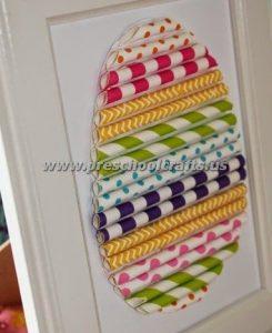 easter roll egg crafts for kids