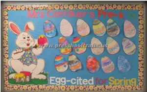 easy easter bulletin boards