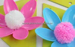 easy flowers spring crafts for kids