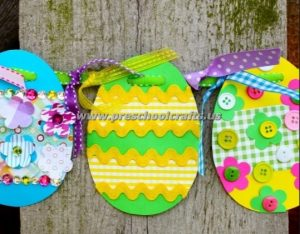 easy fun easter egg crafts for kids