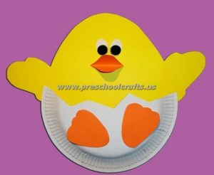 easy paper plate easter crafts