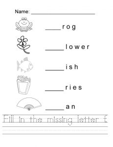 fill in the missing letter f
