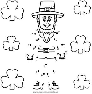 free st patricks day worksheets