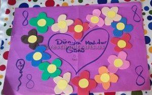 internatioanl womens day craft ideas for preschooler