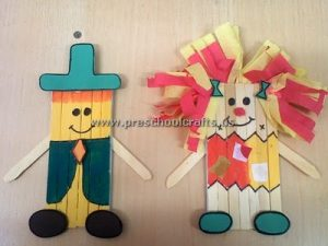 popsicle stick crafts for preschoolers