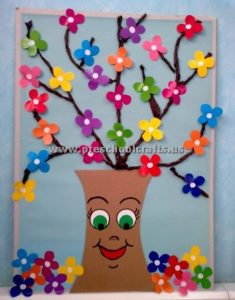 preschool spring crafts