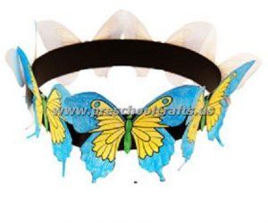 preschool spring headband crafts