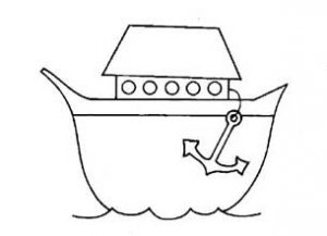 sailboat coloring pages for preschool
