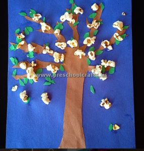 spring craft activities for preschool