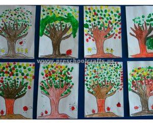 spring handprint activities for kids