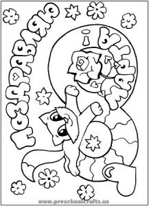 womens day coloring pages for preschool