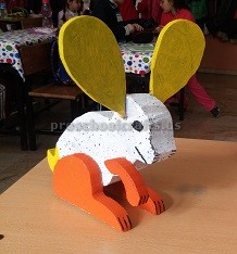 Bunny Craft Ideas to Easter