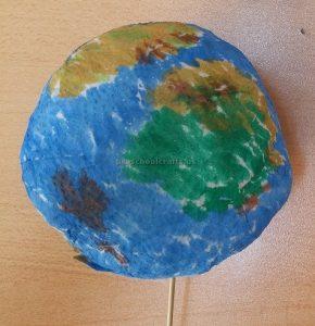 Earth Day Craft Idea for Kindergartner