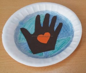 Earth Day Paper Plate Craft Ideas for Kindergarten