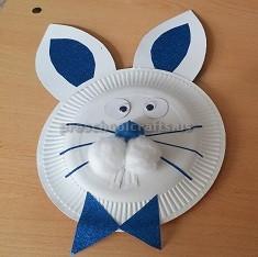 Easter Bunny Craft Ideas Preschool
