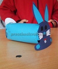 Easter Bunny Craft for Infant