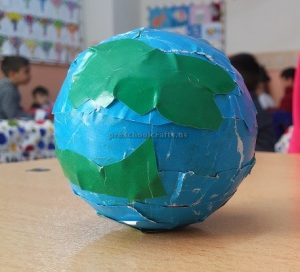 Happy Earth Day Paper Plate Crafts