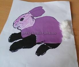 Happy Easter Bunny Craft Ideas Preschool