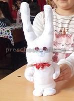Happy Easter Bunny Craft for Preschool