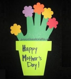 Happy Mother's Day Crafts for Kids