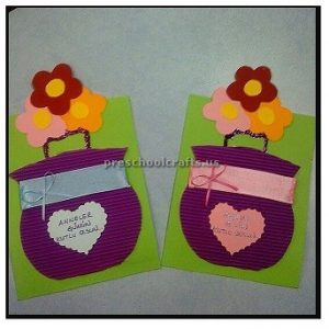 Happy Mother's Day Crafts for Kindergarten
