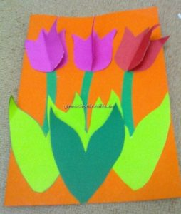 Happy Mother's Day Crafts for Preschooler