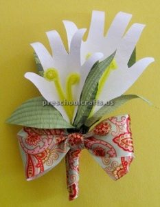 Happy Mother's Day Crafts for Preschoolers