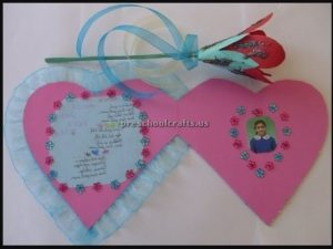 Happy mothers day flower crafts ideas