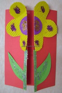 Happy mother's day flower crafts ideas for preschool