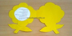 Happy mothers day flower crafts ideas for teachers