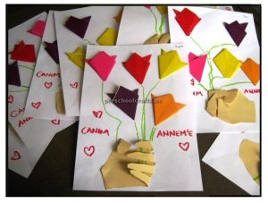 Mother's Day Craft Ideas for Primary School