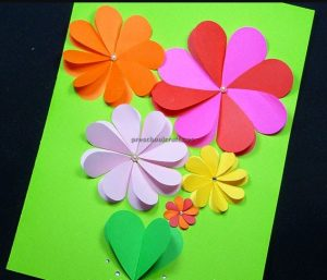 Mother's Day Crafts for 1st grade