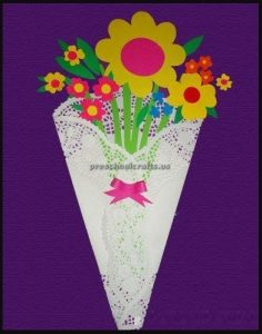 Mother's Day Crafts for Kindergartners